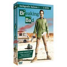 BREAKING BAD : SAISON 1 - Vince Gilligan - DVD