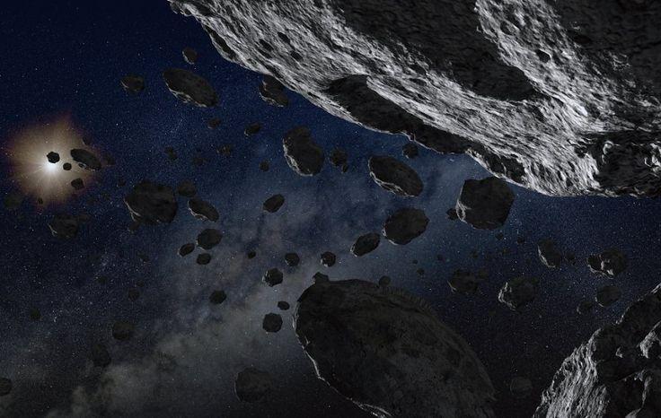 Vue depuis l'intérieur de la ceinture de Kuiper