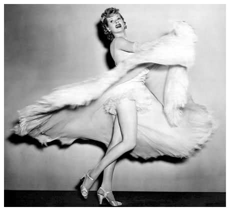 Lucille Ball *those legs are amazing!*