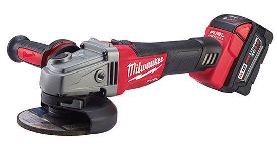 Milwaukee M18 Grinder
