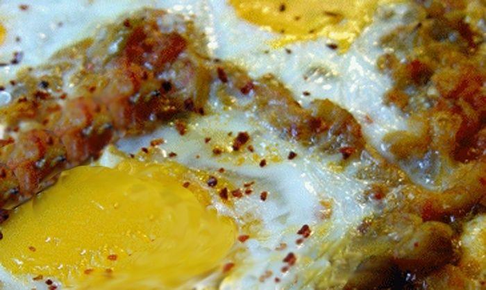 patlıcanlı saray yumurtası