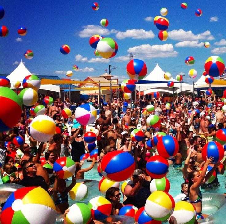 38 Best Images About Beach Ball Bday Party On Pinterest