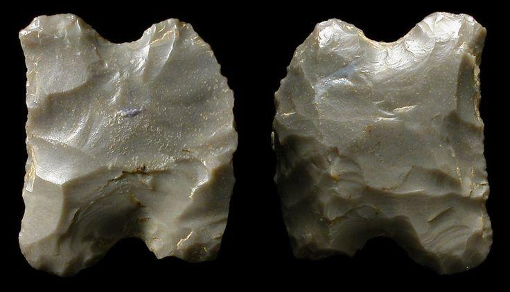 "Ancient indians | Scraper. Paleo to Archaic. Craig Co. OK. 1 1/4"". #703: $90 SOLD"