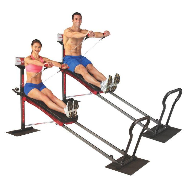 Die besten 25+ Total gym 1900 Ideen auf Pinterest Totalle - design ideen tipps fitnessstudio hause