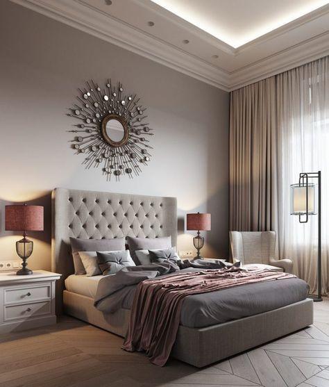 Elegáns, klasszikus dekoráció egy kétszobás lakásban - kellemes pasztell színek, szép burkolatok