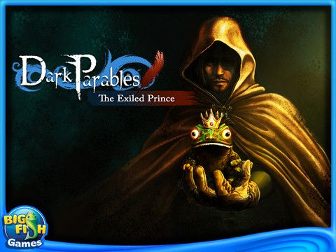 Dark Parables: The Exiled Prince HD (Full)  Hidden Object Adventure game!  www.Appdistro.com Your 1 Source for iOS Apps from the App Store!