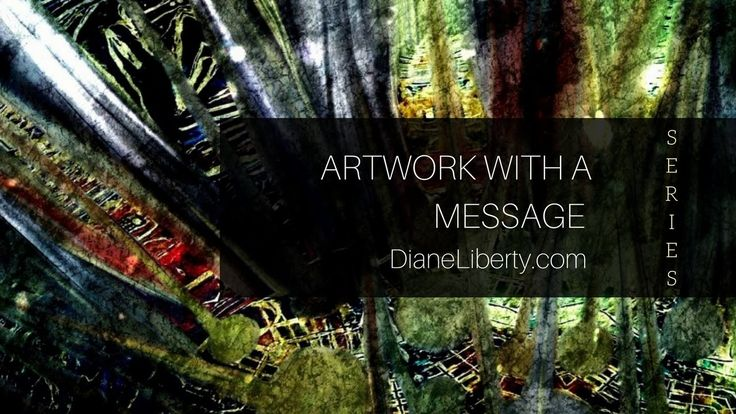 """""""Whispers Of The Forest"""" by Diane Liberty - YouTube"""