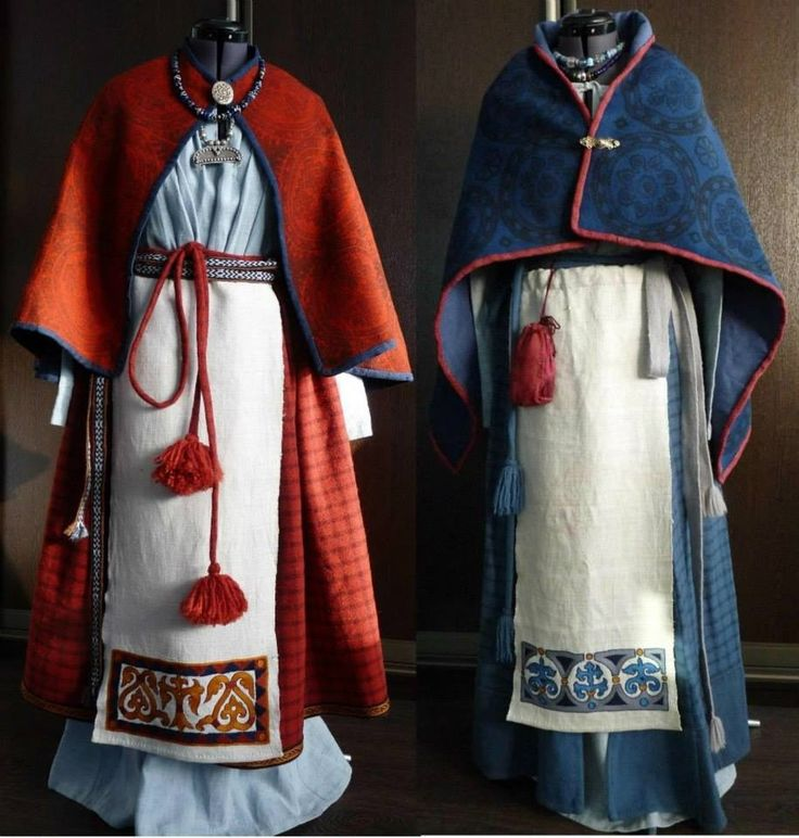 Viking dresses