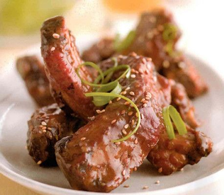 Koreanske spareribs oppskrift - CrockPot.no