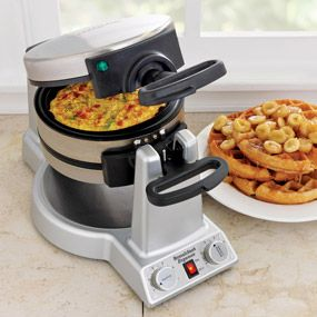 Waring Waffle & Omelet Maker - Love this!!Express Belgian, Omelet Maker, Belgian Waffles, Ware Waffles, Gift Cards, Breakfast Express, Pro Breakfast, Waffles Omelet, Ware Pro