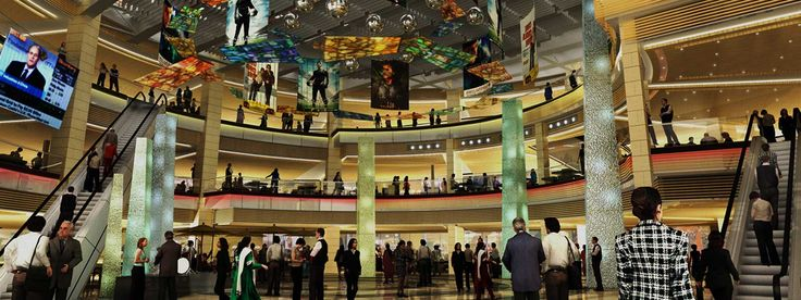 Top 10 India's Biggest Shopping Malls-I'm Surprised Seeing #1 Really!