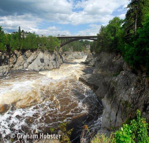Grand Falls New Brunswick Canada