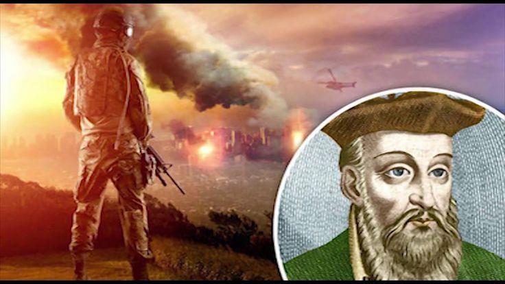 cool #Nostradamus predictions for 2017: Terrifying forewarnings revealed! -VIDEO