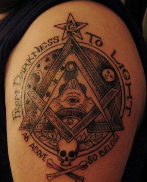 masonic tattoo designs - Google Search