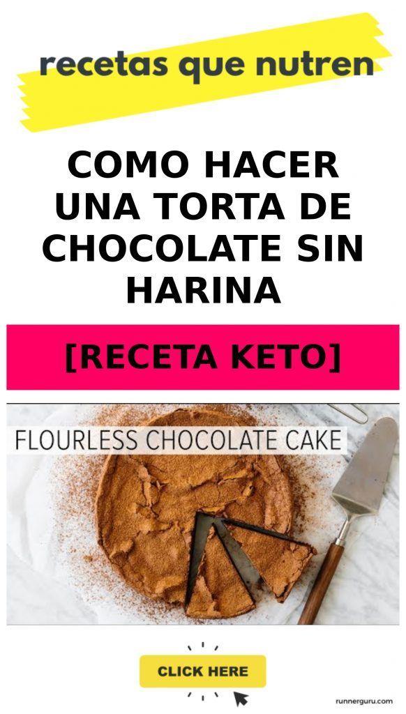 Como hacer una torta de chocolate SIN HARINA [RECETA KETO] Keto, Ideas Para, Food, Lean Protein, Flourless Chocolate Cakes, Chocolate Mix, 4 Ingredients, Deserts, Cooking