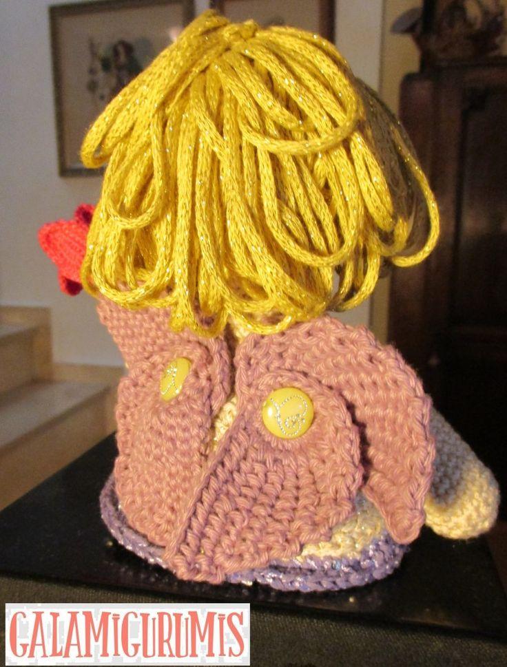 Excelente Crochet Patrón De Campana Libre Modelo - Manta de Tejer ...