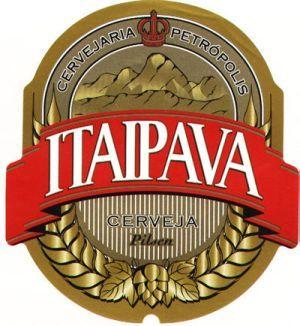 Logo Cerveja Itaipava