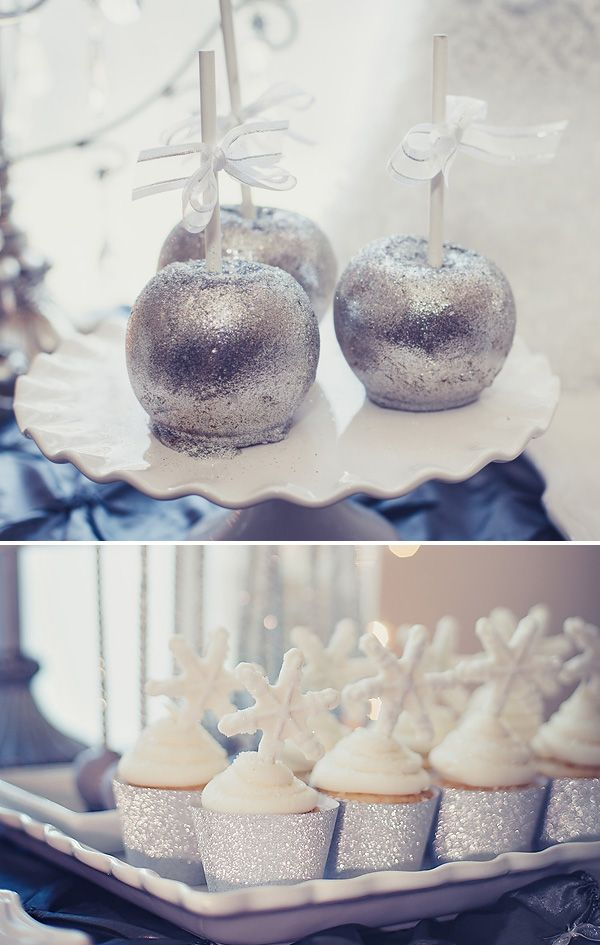 Shimmery Winter Wonderland Holiday Party