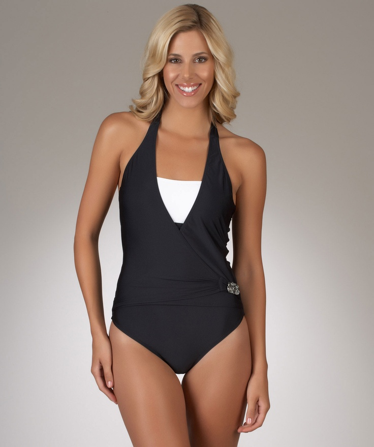 One Piece Bathing Suit Luxe Maillot Women 39 S Designer