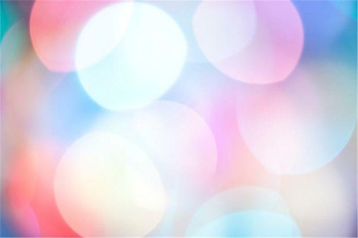 Defocused Light. Abstract Background by sbayram