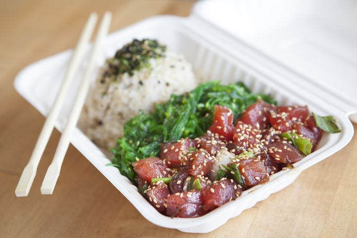 Indulge your craving for Hawaiian food with a customized poke bowl at the best poke restaurants in Los Angeles.