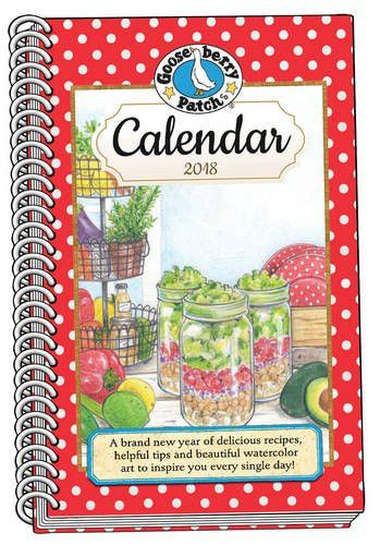 2018 Gooseberry Patch Appointment Calendar