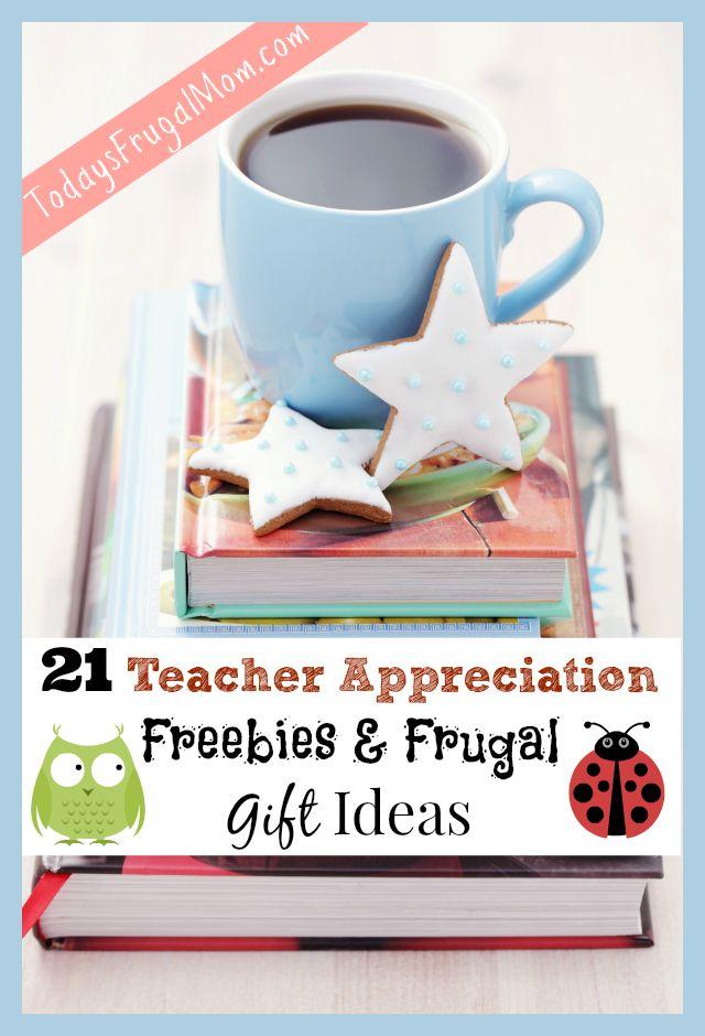 Teacher appreciation week freebies denver
