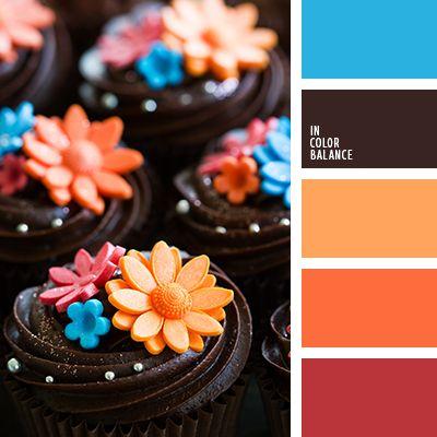 алый, голубой, графит, графитовый черный, желтый, красный, палитра цветов, подбор цвета, приглушенно- желтый, цвет граната, цвет графита, цвет сицилийского апельсина, цветовое сочетание, ярко-оранжевый.