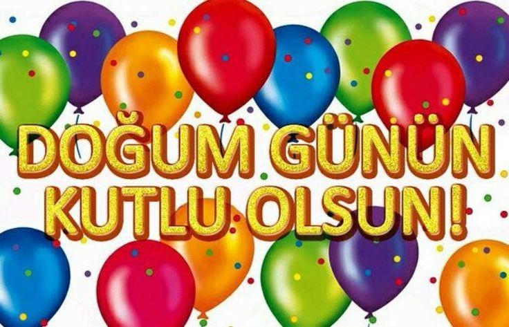 Турецкие открытки с днем рождения другу