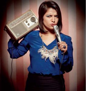 Who: Aditi Mittal What She does: One of the few celebrated female stand-up comics in India