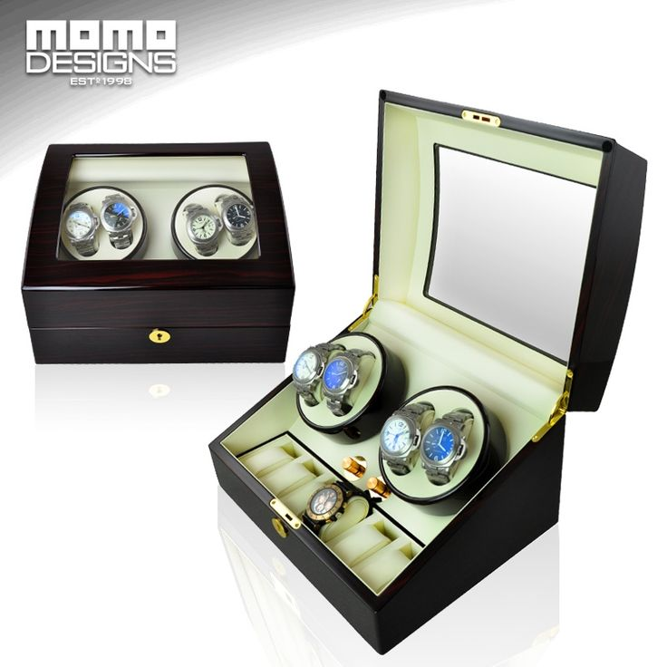 299.00$  Watch here - http://ali30z.worldwells.pw/go.php?t=32606869194 - Wooden rotation watch winder for 4+6 watches JAPAN motor automatic industrial winder box Watch core winder HIGH QUALITY BOX 299.00$