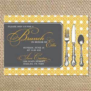 21 best Wedding brunch invite images on Pinterest