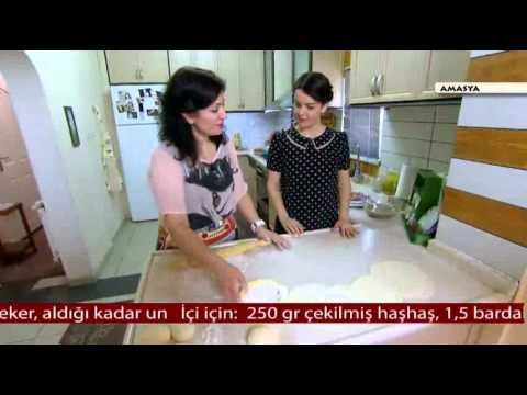 Amasya Çöreği Tarifi Mutfağım Amasya Selda Yalçın 24 Nisan 2014