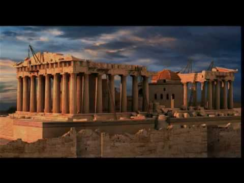 Το λογοκριμένο βίντεο του Κώστα Γαβρά από το μουσείο της Ακρόπολις.