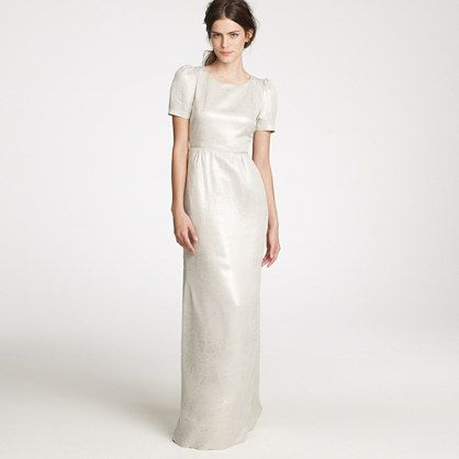 Dinah gown add a big necklace and you are done.