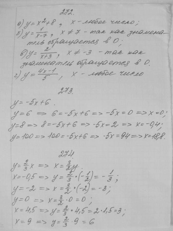 Учебник 7 класс алгебра онлайн решебник онлайн станкович