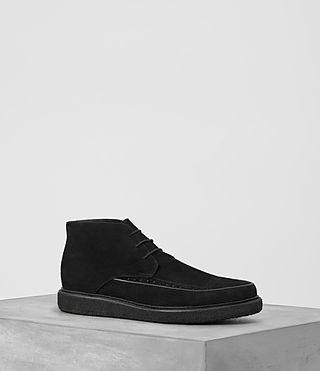 ALLSAINTS AYERS SUEDE BOOT. #allsaints #shoes #