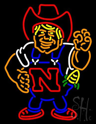 Nebraska Cornhuskers Neon Sign