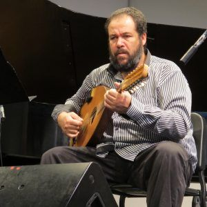 This episode features and interview with Amos Hoffman and Yale Strom, just prior to the Desert Caravan concert at San Diego State University on April 12, 2017. A Guitar and Oud player, Hoffman has teamed with Pianist Noam Lemish for a new project of jazz-influenced Middle Eastern songs. Joined on this concert by Yale Strom and his band Hot Pstromi, a fusion of this music with Klezmer and Yiddish repertoire resulted in a new direction for Jewish music,