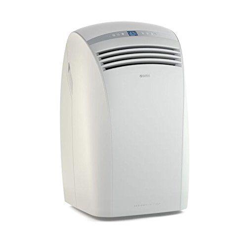 10000 BTU portable air conditioner Olimpia Splendid DOLCECLIMA Silversilent: Climatiseur portable Dario Tanfoglio ABS/Aluminium L'article…
