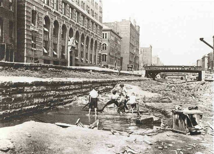Greater Cincinnati History image by Utility Technologies