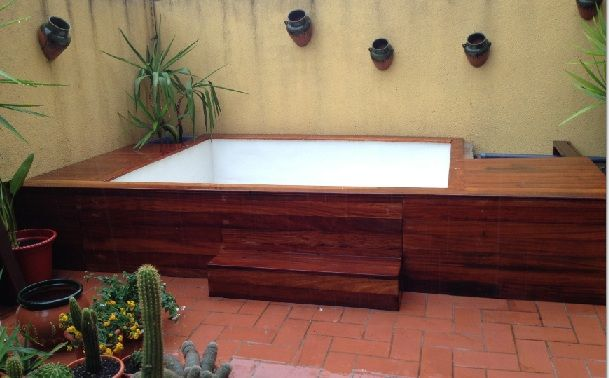 Mini piscina cerca amb google idees terrassa for Minipiscinas para terrazas