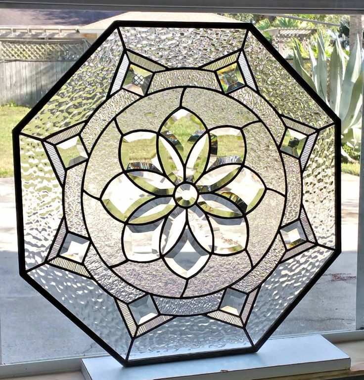 9 best Stained glass Octagons images on Pinterest ...