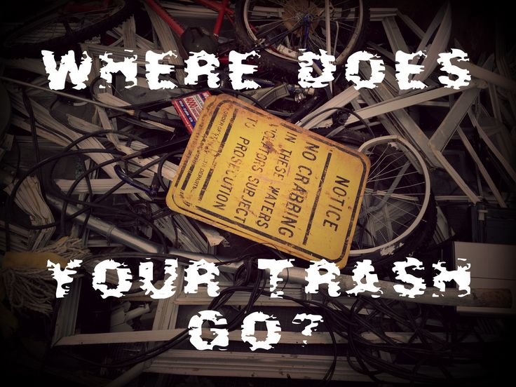 Where does your trash go? Let's be #waste wise and make sure we are correctly #recycling scrap metals, electronics, and house hold hazardous waste. More information on #recycling these items in Central #Virginia can be found on our #CVWMA website http://cvwma.com/programs/other-cvwma-programs-2/