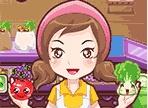 La protagonista del gioco, ha ereditato una negozio di frutta e verdura ma è inesperta e ha bisogno delle tue doti imprenditoriali per gestire al meglio il negozio! Soddisfa i clienti prima che scada il tempo!