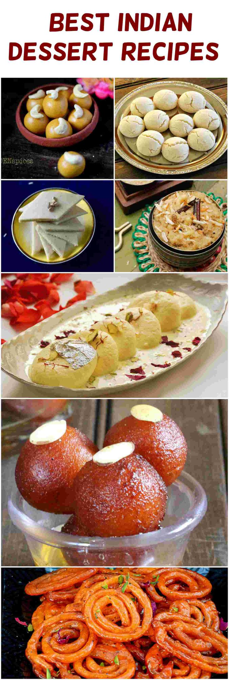 Best Indian Dessert recipes  #festival #Indian #dessert #sweet #recipes #ndtvfood #buzzfeedfood #feedfeed #bhgfood