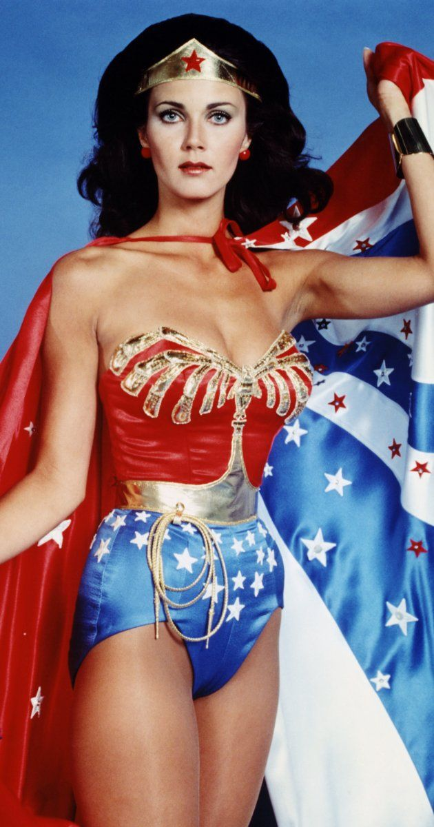 WONDER WOMAN: Created by William M. Marston. With Lynda Carter, Lyle Waggoner, Tom Kratochvil, Richard Eastham. The adventures of the greatest of the female superheroes.
