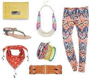 accesorios de moda tribal