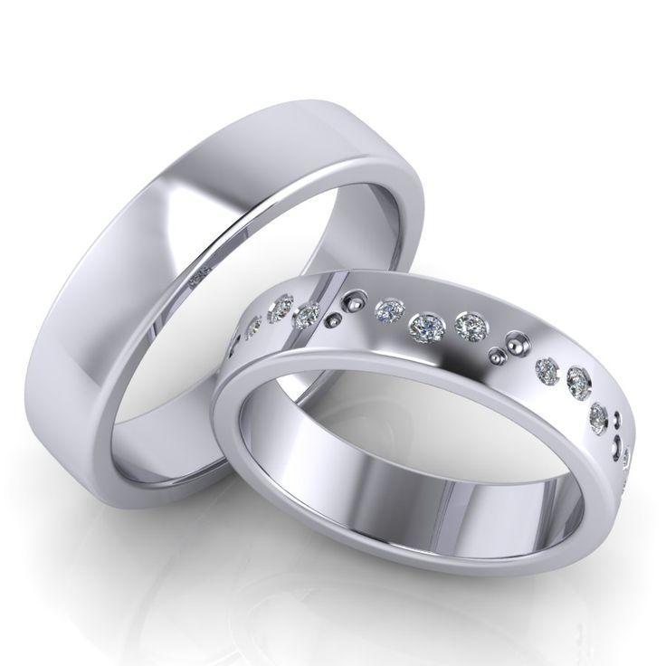Обручальные кольца ERS24