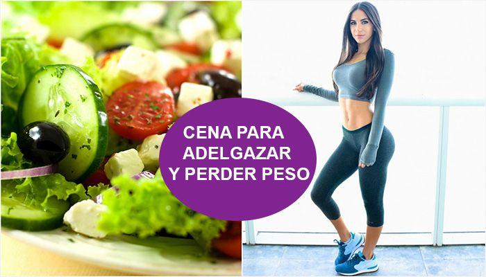 M s de 1000 ideas sobre cenas ligeras para adelgazar en - Cenas saludables para bajar de peso ...